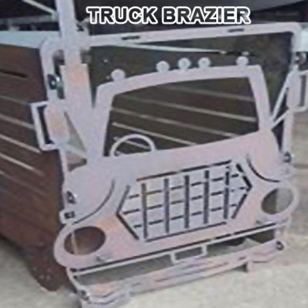 TRUCK BRAZIER