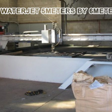 WATERJET 5METERS BY 6METERS